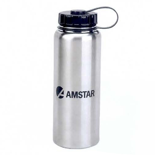 Imprinted 36 oz. Stainless Steel Bottle