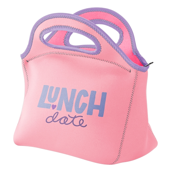 Custom Gran Klutch Neoprene Lunch Bag
