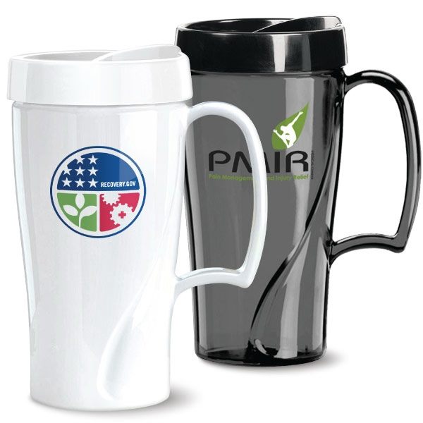 Promotional Arrondi (TM) Travel Mug