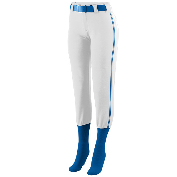 Personalized Girls Low Rise Collegiate Pant