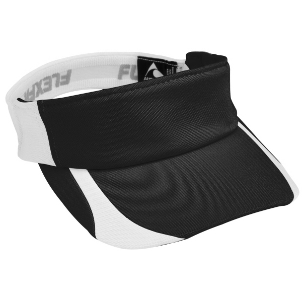 Imprinted Adult Flexfit Contender Visor