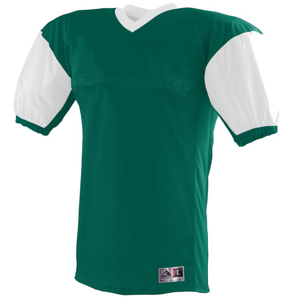 Customized Adult Red Zone Jersey