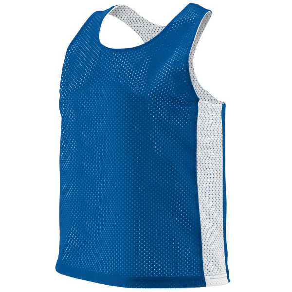 Personalized Ladies Reversible Tricot Mesh Lacrosse Tank