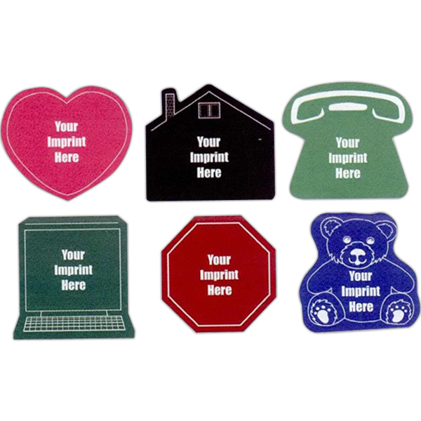 Promotional Stock Jar Opener Shapes