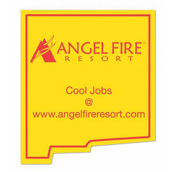 Personalized Magnet - New Mexico - Full Color
