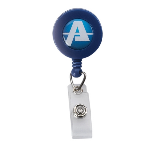 Customized Retractable Badge Reel with Belt Clip
