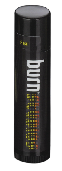 Customized Economy Lip Balm in Black Tube