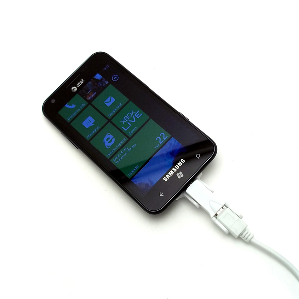 Imprinted 3 in 1 USB Charging Cable