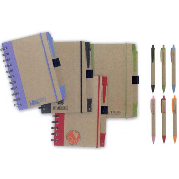 Customized Color Edge Eco Journal