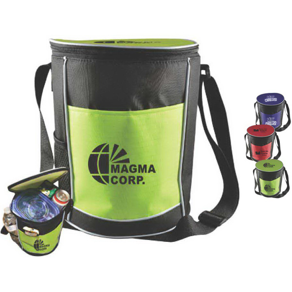 Promotional Round Cooler Bag