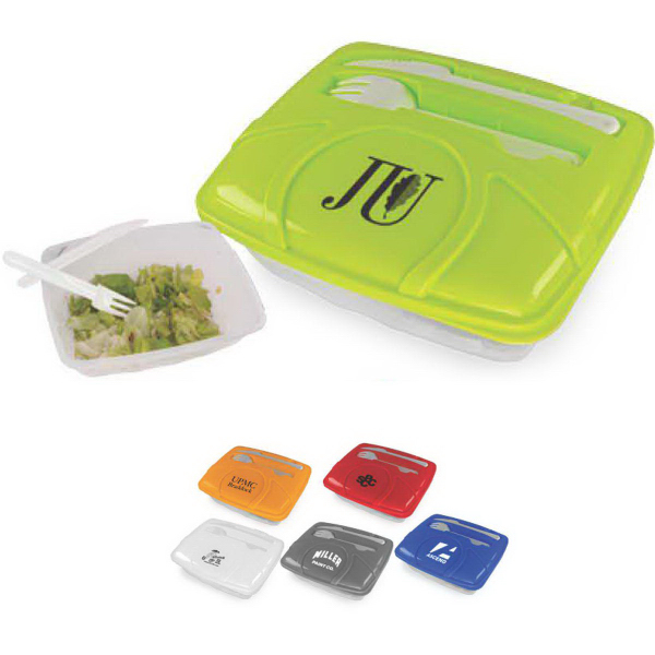 Printed Lunch Kit To-Go