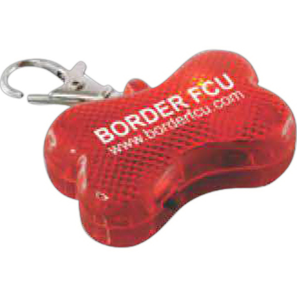 Promotional Dog Safety Flasher
