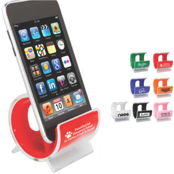 Personalized IStand Phone Holder