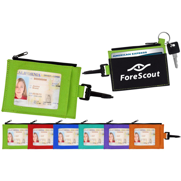 Promotional Compact Travel Wallet