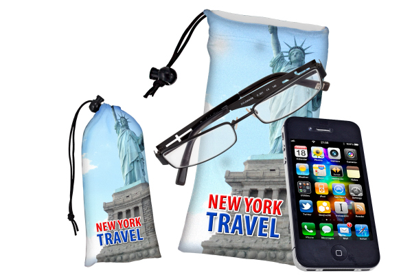 Promotional Microfiber Sunglass/ Phone Case