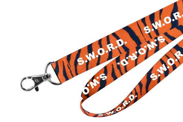 Promotional Sublimated Lanyard