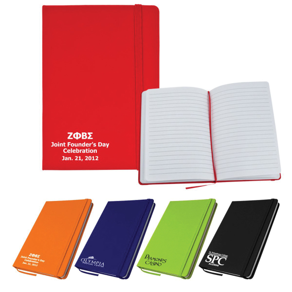 Customized Medium PVC Notebook