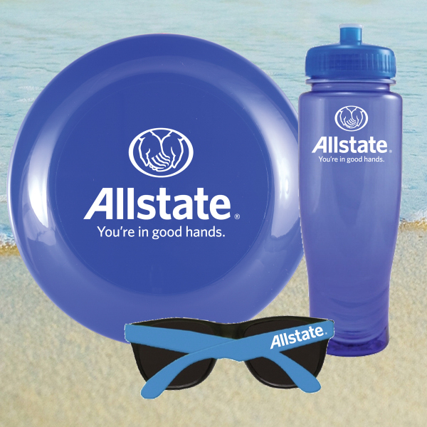 Promotional BEACH KIT 28 Blue