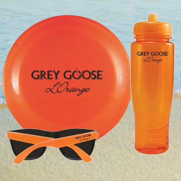 Customized BEACH KIT 28 ORANGE