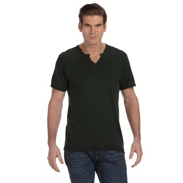 Imprinted Alternative Men's Short Sleeve Moroccan T-Shirt