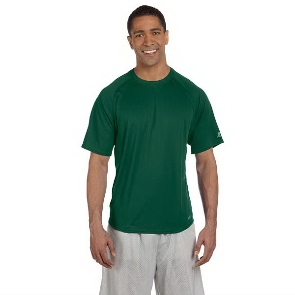 Imprinted Russell Athletic Dri-Power (R) Raglan T-Shirt