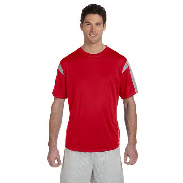 Imprinted Russell Athletic Short-Sleeve Performance T-Shirt
