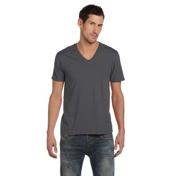 Printed Alternative Men 's Basic V-neck