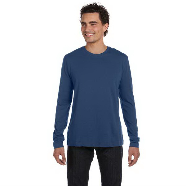 Printed Alternative Men's Long Sleeve Basic Crew