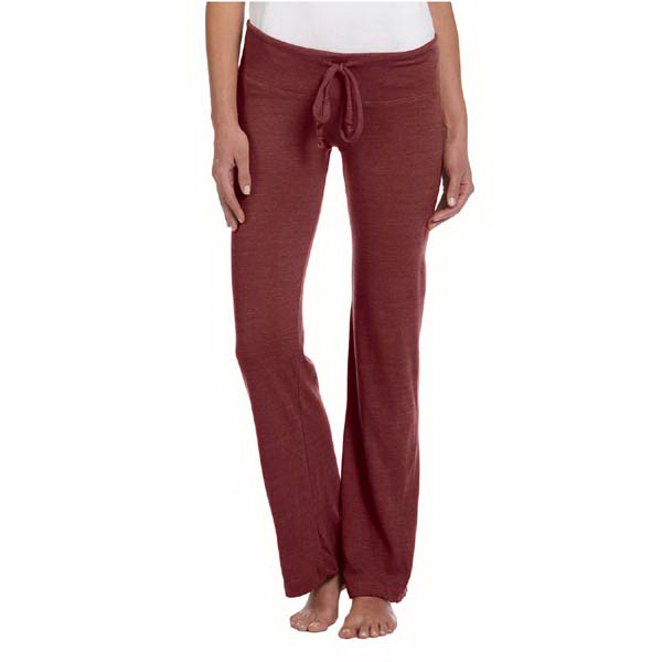Imprinted Alternative Ladies' Eco-Heather Long Pant