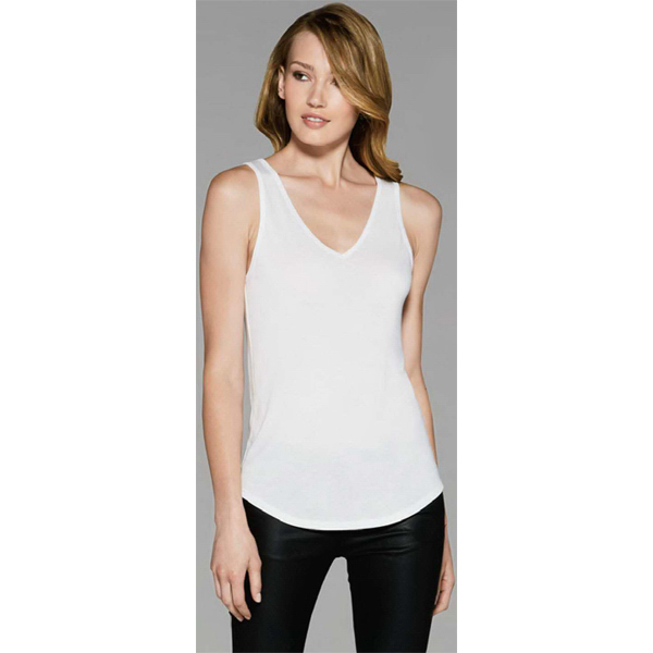 Promotional Bella & Canvas Ladies' Flowy V-Neck Tank