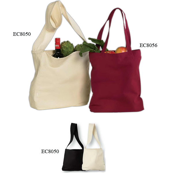 Personalized Econscious Organic Farmers Market Bag