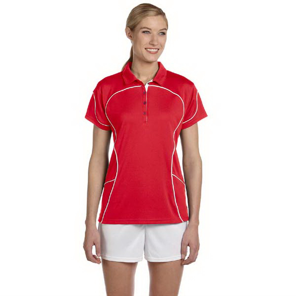 Promotional Russell Athletic Ladies' Team Prestige Polo