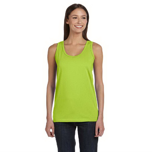 Promotional Ladies Heavyweight 5.4 oz. Tank