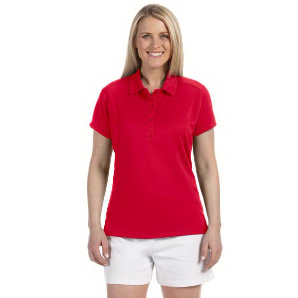Custom Russell Athletic Ladies Team Essential Polo
