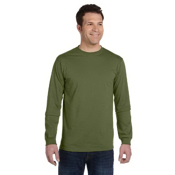 Imprinted Econscious 5.5 oz. 100% Organic Cotton CLassic Long-Sleeve