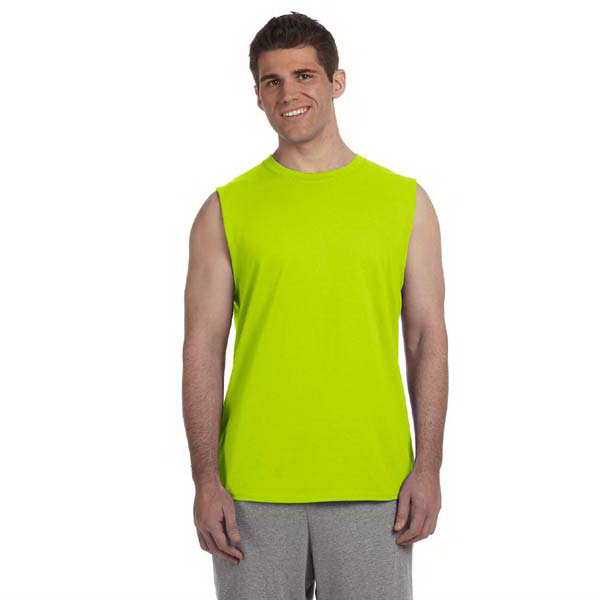 Printed Gildan 6 oz Ultra Cotton (TM) Sleeveless T-Shirt