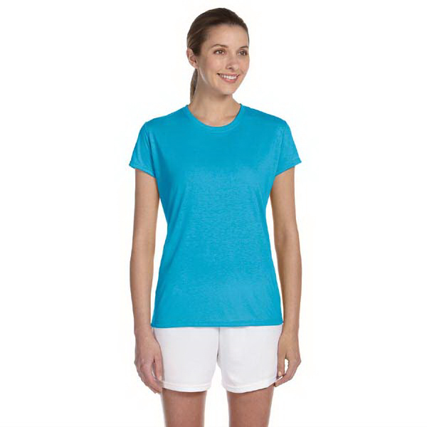 Imprinted Gildan Performance (TM) 4.5 oz. Ladies' T-Shirt