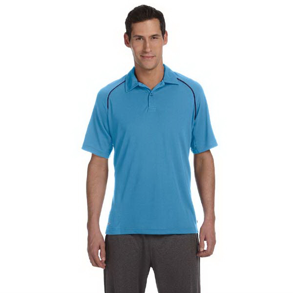 Promotional Alo Men's Two Button Short-Sleeve Polo