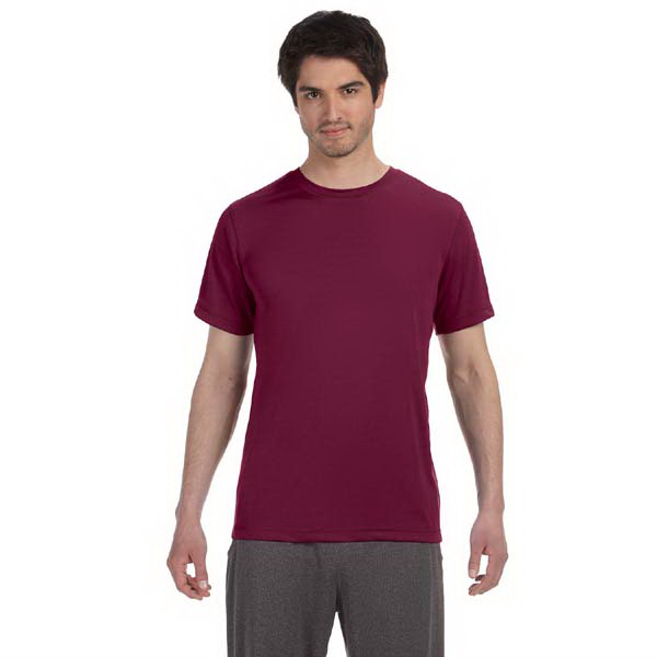 Imprinted Alo Men's Short-Sleeve Performance T-Shirt