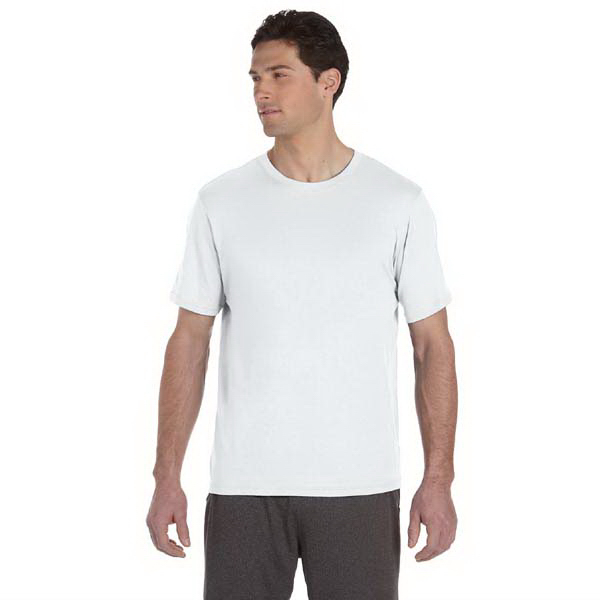 Customized Alo Men's Short-Sleeve Bamboo Cotton T-Shirt