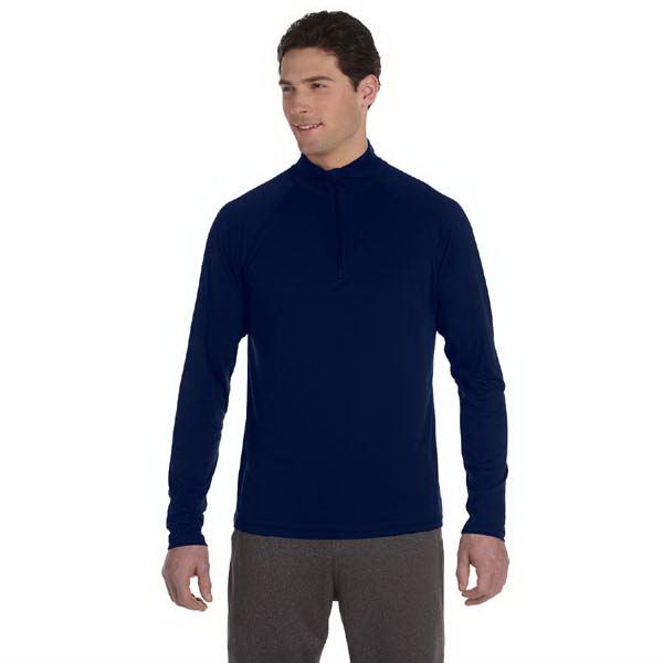 Promotional Alo Men's 1/4 Zip Lightweight Pullover