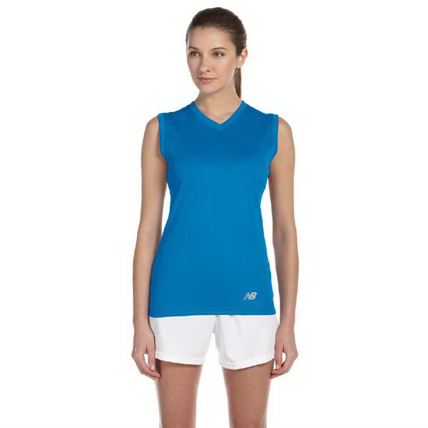 Custom New Balance Ladies' Ndurance Athletic Workout T-Shirt