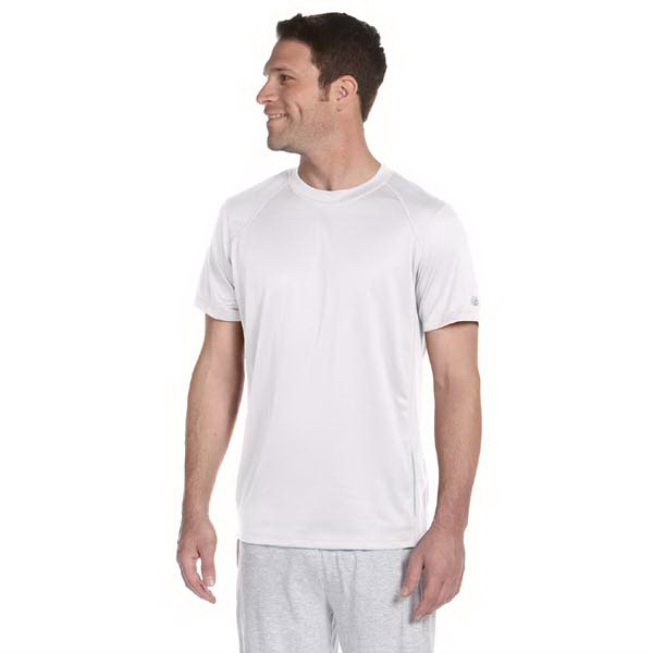 Custom New Balance Men's Tempo Performance T-Shirt
