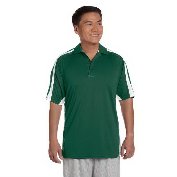 Personalized Russell Athletic Men's Team Game Day Polo