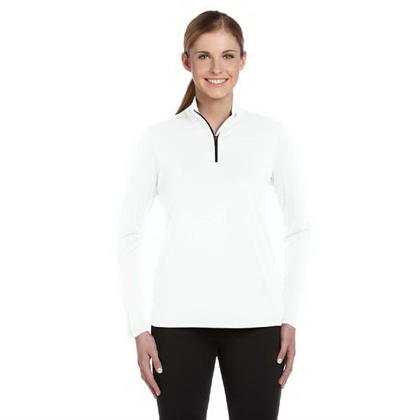 Custom Alo Ladies' 1/4 Zip Lightweight Pullover