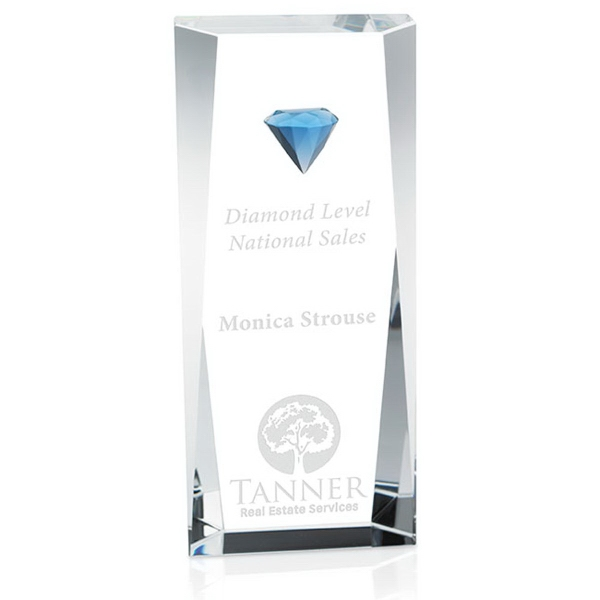 Printed Diamond Tower - Large