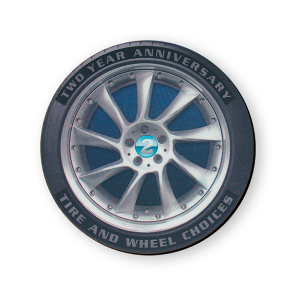 Promotional Coaster - 4 inches round