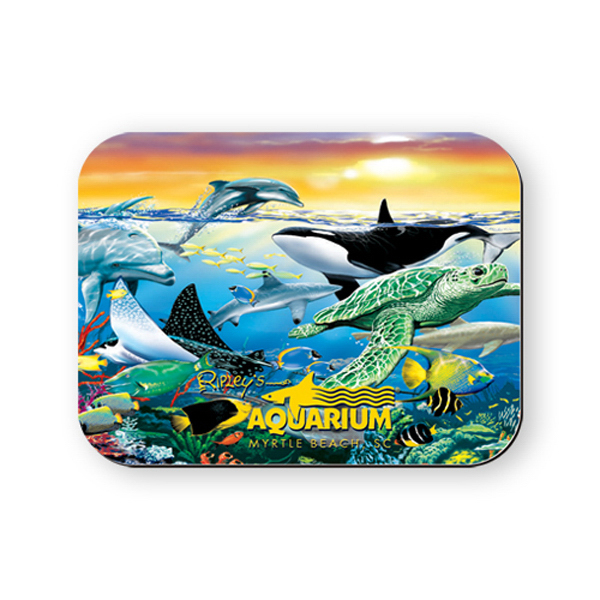 Promotional Mouse Pad - 6 inches x 8 inches