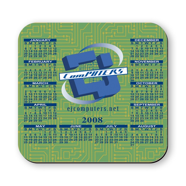 Custom Mouse Pad - 7 1/2 inches x 8 inches