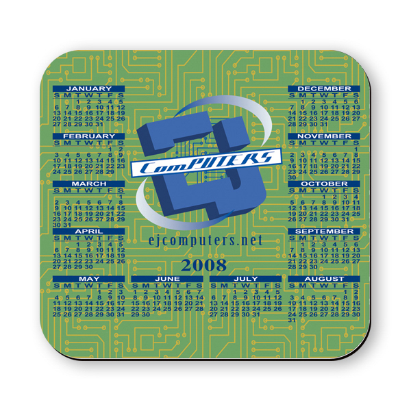 Customized Mouse Pad - 7 1/2 inches x 8 inches